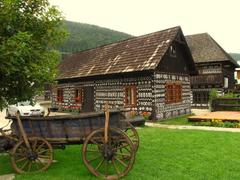 Rural Houses Slovakia