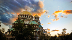 Alexander Nevsky Cathedral Full HD Wallpapers and Backgrounds