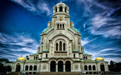 Alexander Nevsky Cathedral Sofia Full HD Wallpapers and Backgrounds