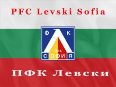 Pfc Levski Sofia Bulgaria Flag Wallpapers Players Teams Leagues