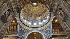 wallpapers St Peter s Basilica the Vatican the dome pictures