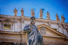 antique apostle architecture bible catholic christianity