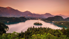 Lake Bled Slovenia Wallpapers