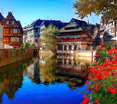 Strasbourg Wallpapers by Ms Mel