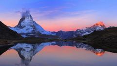 Matterhorn Switzerland Zermatt widescreen wallpapers