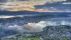 BOTPOST Tromso Norway WQHD Wallpapers