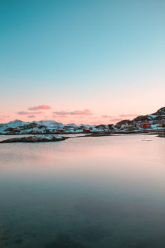 A Trip To The Arctic Circle In Tromso Norway