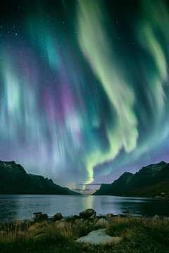 Tromsø Norway by Even Tryggstrand