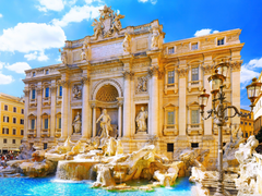 Trevi Fountain HD desktop wallpapers High Definition Fullscreen