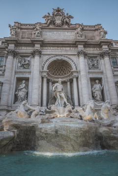 Trevi Fountain Pictures