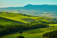 Italy Scenery Wallpapers Elegant Italy Scenery Fields Tuscany Hills