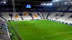 soccer arena stadium Champions League Juventus Turin
