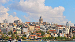 Istanbul Cities Turkey Full HD Alluring Wallpapers 1600