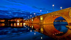 Pont Neuf Toulouse HD Wallpapers