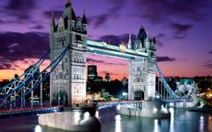 Tower Bridge London Heritage Desktop Wide