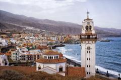 Candelaria Santa Cruz de Tenerife Spain wallpapers