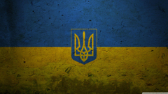 Grunge Ukraine Presidential Flag HD desktop wallpapers High