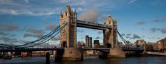 Tower Bridge London Icon Suspension Bridge River Thames