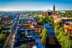 Uppsala Sweden Wallpapers