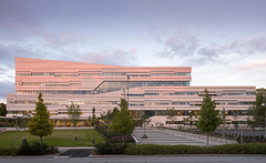 New university buildings are a lesson in architecture
