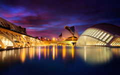 City of Arts and Sciences Valencia Spain Wallpapers