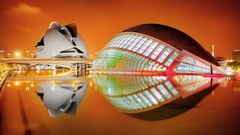 x900 City of arts and sciences valencia Wallpapers