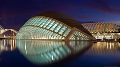 HD Hemisferic City Of Arts And Sciences Of Valencia Wallpapers