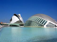 Valencia Opera House 2 High Definition Widescreen Wallpapers