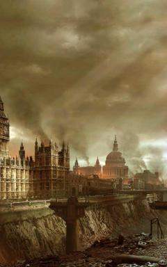 Burning London United Kingdom HD Wallpapers