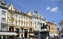 Zagreb sightseeing 1440x900 Wallpapers Zagreb 1440x900 Wallpapers