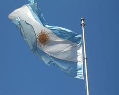 Fly Argentina Flag HD Wallpapers Desktop