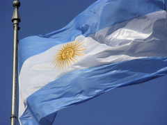 Photo Argentina Fly Flag Wallpapers HD