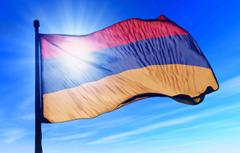 Wallpapers Armenia Hayastan fliag armenian flag image for desktop