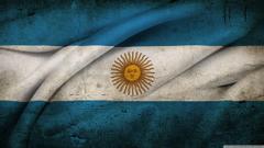 Argentinian Flag 4K HD Desktop Wallpapers for 4K Ultra HD TV