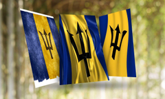 Barbados Flag Wallpapers for Android