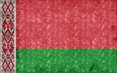 wallpapers Flag of Belarus 4k geometric art abstraction