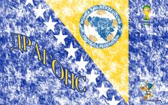 Dragons Bosnia Herzegovina Football Crest Logo World Cup Wallpapers