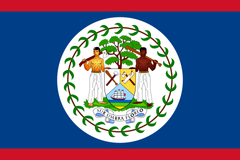 Belize Flag Wallpapers Country Profile