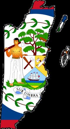 Belizean pride proud to be one