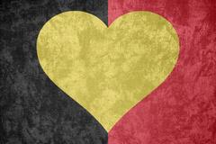 Belgian flag wallpapers by GaryckArntzen