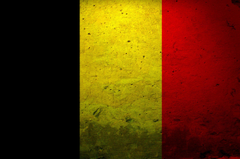 wallpapers Flag of Belgium grunge Belgian flag symbols