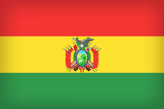 The National Flag of Bolivia 4k Ultra HD Wallpapers
