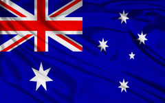 Flag Of Australia HD Wallpapers