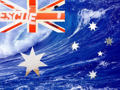Australian Flag Photo Wallpapers