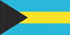 bahamas flag colors
