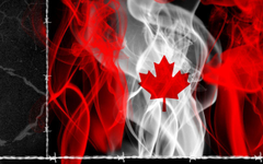 Canadian Flag Wallpapers