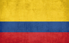 Flag of Colombia wallpapers