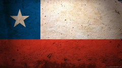Chile Flag HD Wallpaper Backgrounds Image