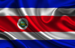 Wallpapers flag Costa Rica costa rica image for desktop section