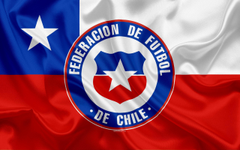 wallpapers Chile national football team logo emblem flag